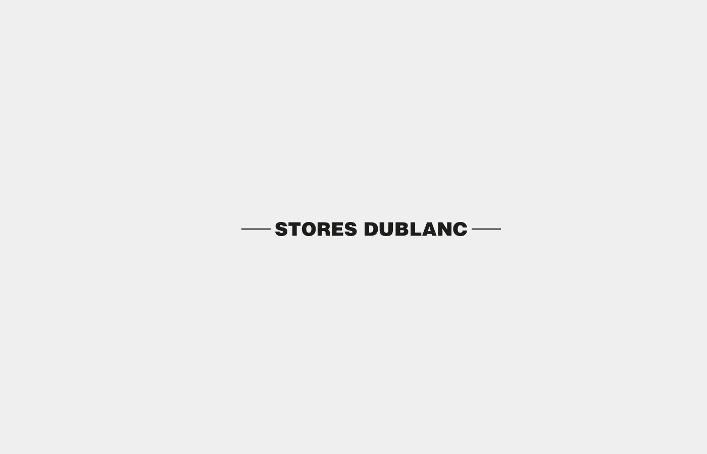 Totem - Enseignes et signalétique - Stores Dublanc